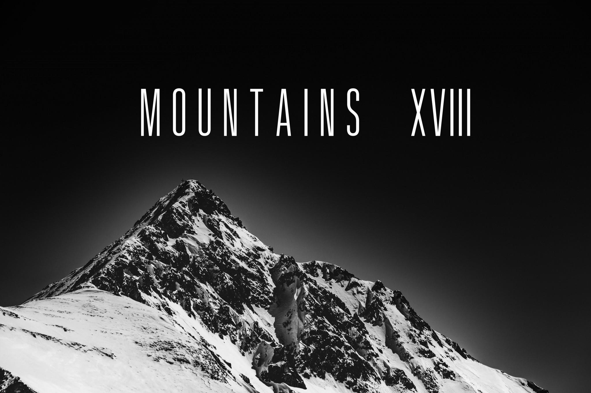 Mountain_18_Titel